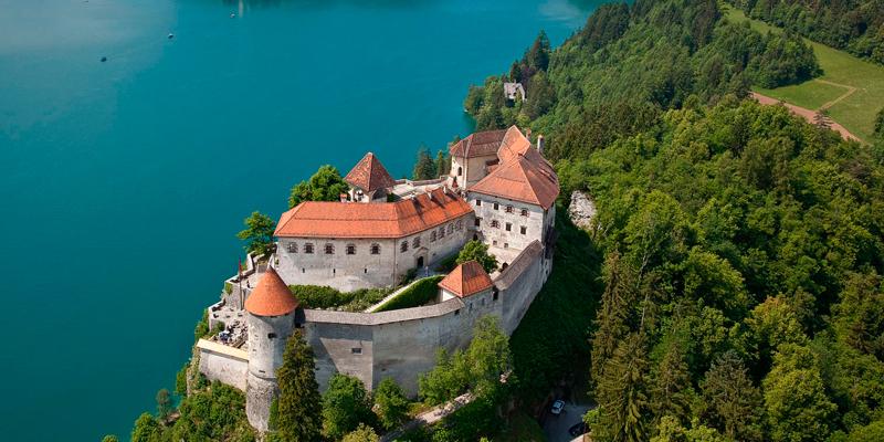 Бледський замок Словенія