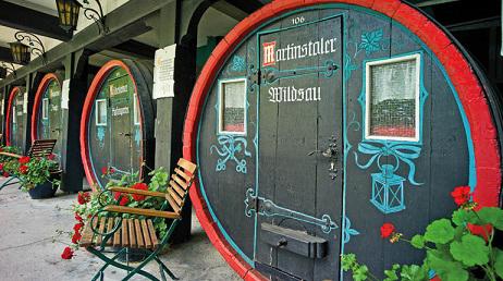 Готель-винна-бочка