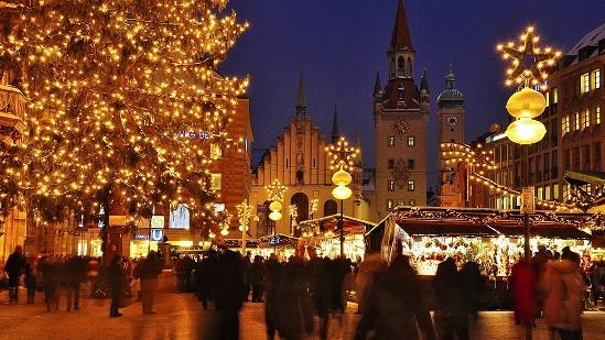 мюнхенський різдвяний ярмарок
