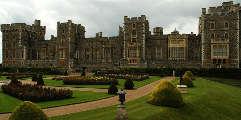 Віндзорський замок Великобританія