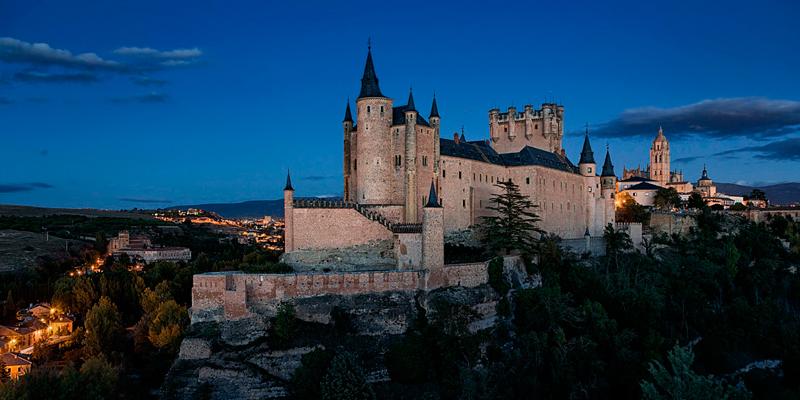 Замок Алькасар Іспанія