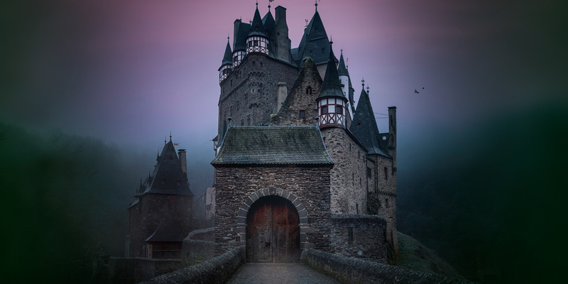 Замок Бюрресхайм Німеччина