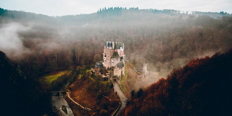 Замок Ельц Німеччина