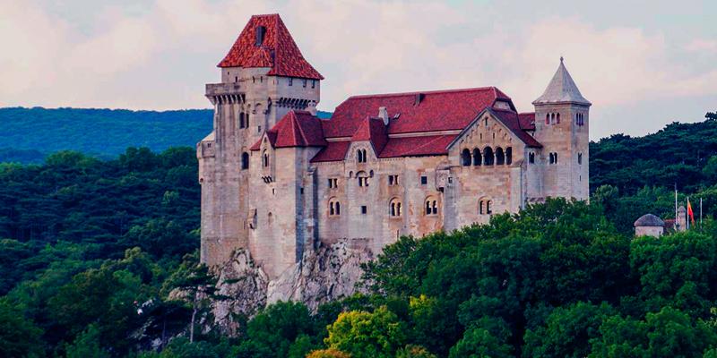 Замок Ліхтенштейн Австрія